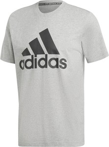 T-shirt Adidas Performance z bawełny