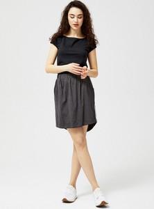 Czarna spódnica Moodo midi