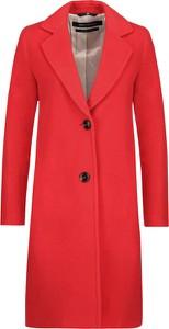 Płaszcz Marc O'Polo w stylu casual z wełny
