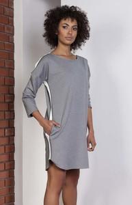 Sukienka Lanti z długim rękawem mini