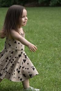 Sukienka dziewczęca El Piloto z dzianiny