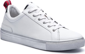 5ecea1145d20d białe trampki h m - stylowo i modnie z Allani