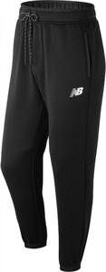 Czarne spodnie sportowe New Balance
