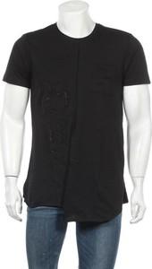 T-shirt Ron Tomson z krótkim rękawem w stylu casual