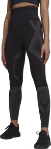 Czarne spodnie Adidas w sportowym stylu