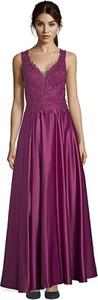 Sukienka Vera Mont maxi na ramiączkach