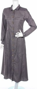 Sukienka Artigiano z długim rękawem w stylu casual