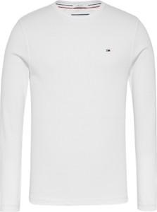 T-shirt Tommy Hilfiger w stylu casual z bawełny