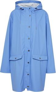 Niebieski płaszcz mbyM