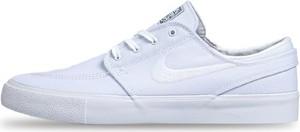 Sneakers buty Nike Zoom Stefan Janoski CNVS RM white/white-gum light brown (AR7718-100)
