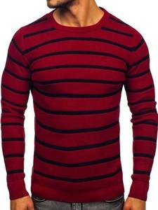 Czerwony sweter Denley