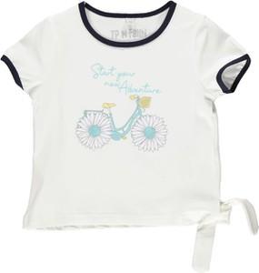 Bluzka dziecięca Topo dla dziewczynek