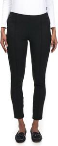 Czarne spodnie Galvanni