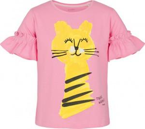Różowa koszulka dziecięca Endo