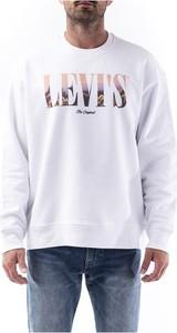 Bluza Levis z bawełny w młodzieżowym stylu