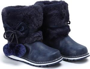 Buty dziecięce zimowe Royalfashion.pl dla dziewczynek