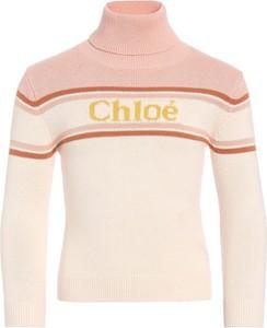 Sweter Chloe z bawełny