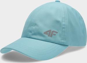 Granatowa czapka 4F