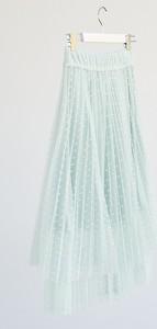 Zielona spódnica Reserved maxi