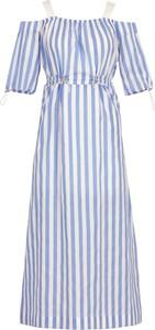 Sukienka Trussardi Jeans w stylu casual