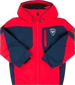 Czerwona kurtka dziecięca ROSSIGNOL