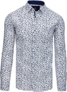 Koszula Dstreet z długim rękawem z bawełny z kołnierzykiem button down