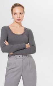 Bluzka Mohito w stylu casual z długim rękawem