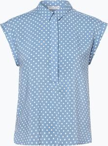 Błękitna bluzka Marie Lund