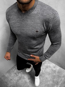 Sweter ozonee.pl w stylu casual z wełny