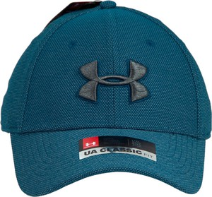 Turkusowa czapka Under Armour