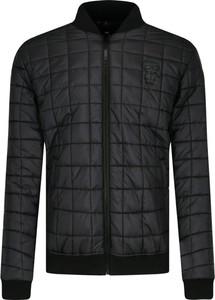Czarna kurtka Karl Lagerfeld krótka