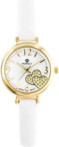 PERFECT B7063 (zp863b) - komunijny - Złoty || Biały