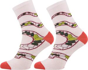 Skarpetki Freak Feet z bawełny