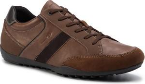 Półbuty GEOX - U Garlan A U943GA 05422 C6000 Brown