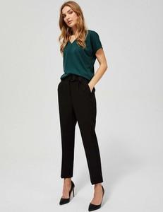 Czarne spodnie Moodo