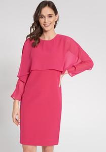 Sukienka QUIOSQUE z tiulu mini