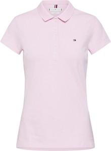 ec74a5df6847a koszulki polo tommy hilfiger damskie - stylowo i modnie z Allani