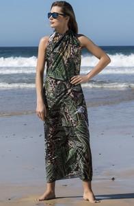 Brązowy strój kąpielowy Nessi Sportswear