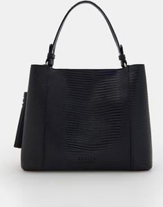 Czarna torebka Mohito
