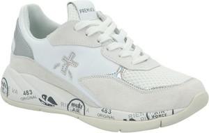 Buty sportowe Premiata sznurowane w sportowym stylu