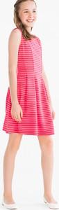 Różowa sukienka dziewczęca Smart & Pretty