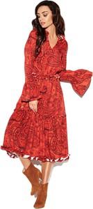 Sukienka Lemoniade z dekoltem w kształcie litery v