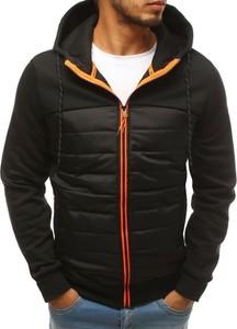 Czarna kurtka Dstreet w stylu casual krótka