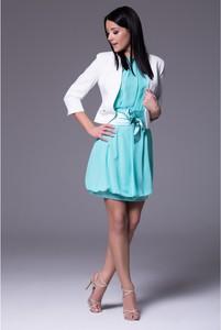 Sukienka Wox z tkaniny mini