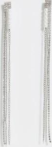 Mohito - Długie kolczyki łańcuszki - Srebrny