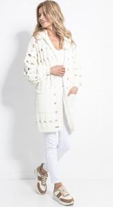 Sweter Fobya z dzianiny w stylu casual