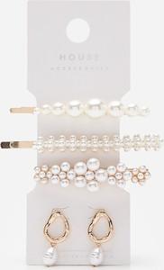 House - Zestaw biżuterii z imitacją pereł - Wielobarwny