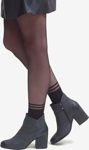 b9aac70810b39 Szare buty damskie Wojtowicz, kolekcja wiosna 2019