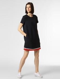 Sukienka Tommy Hilfiger mini z krótkim rękawem
