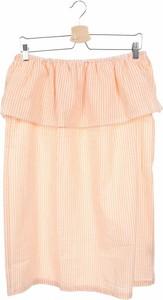 Sukienka PEPALOVES bez rękawów z okrągłym dekoltem mini